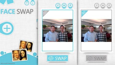 face swap windows phone aggiornamento