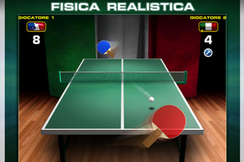 world cup table tennis per iphone