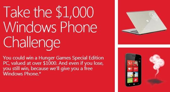 Smoked by Windows Phone Challenge