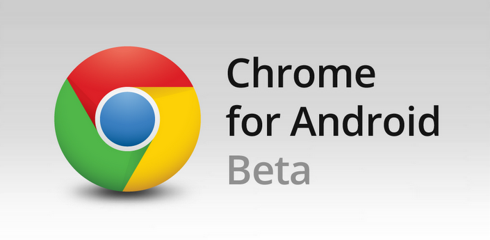 chrome beta per android