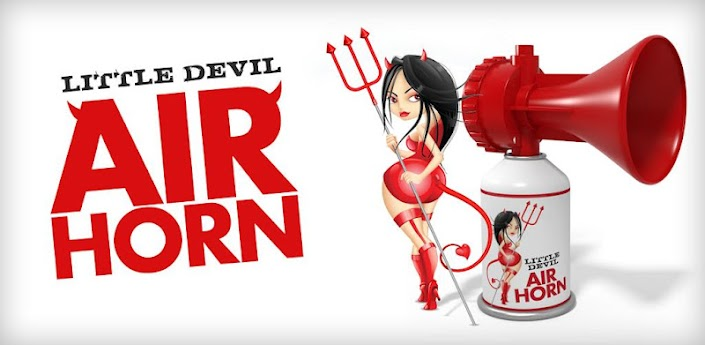 little devil air horn android