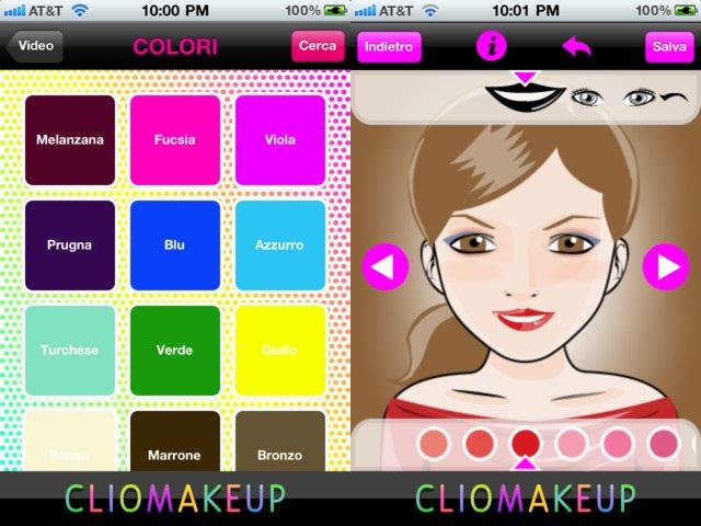 cliomakeup iphone