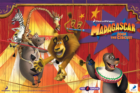 madagascar 3 iphone