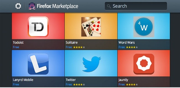 firefox marketplace per android