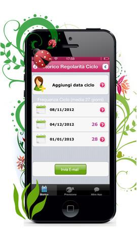 app calcola ciclo lite